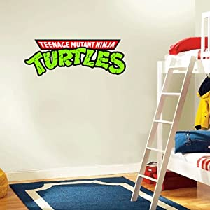Teenage Mutant Ninja Turtles Wall Decal