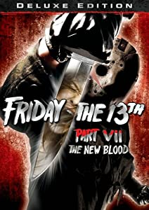 "Cover of ""Friday the 13th, Part VII - The..."