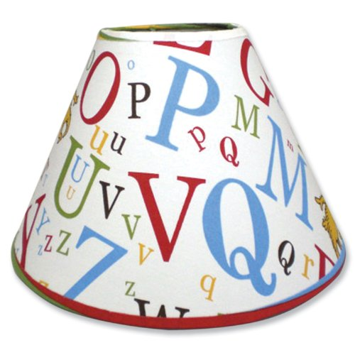 Trend Lab Dr. Seuss Lampshade, ABC