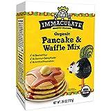 Immaculate Baking Mix, Organic Pancake and Waffle, 26.0 Ounce