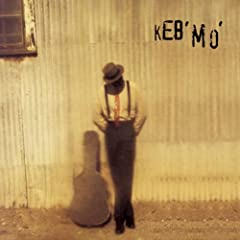 Album art for eponymous debut Keb Mo