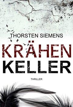 Buchdeckel von Krähenkeller: Thriller