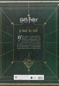 Livres Couvertures de Harry Potter : La Magie des films