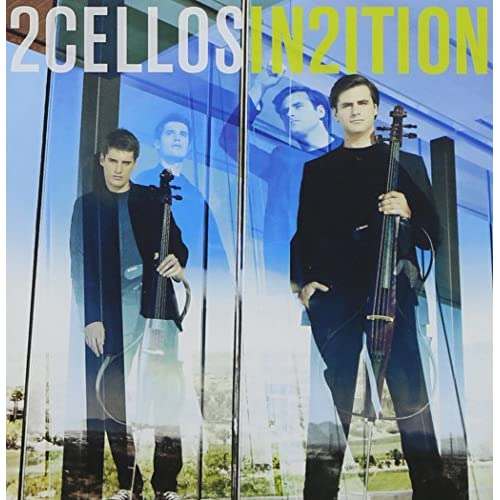 2CELLOS2~IN2ITION~(初回生産限定盤)(DVD付)をAmazonでチェック!
