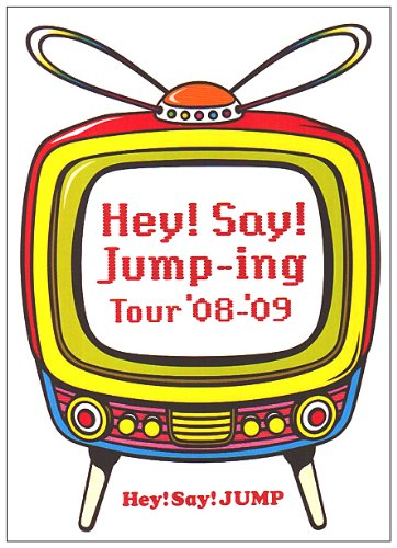 Hey!Say!Jump-ing Tour '08-'09 [DVD]
