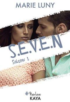 Livres Couvertures de S.E.V.E.N - Saison 1