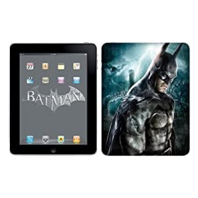 Batman Arkham City cool vinyl decal skin / sticker for iPad