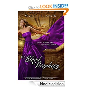 Blood Prophecy (Book Four of the Blood Hunters Series)