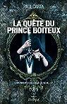 Chroniques d'au-delà du seuil, tome 1 : La quête du prince boîteux