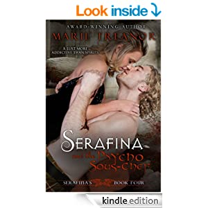 Serafina and the Psycho Sous-Chef (The Serafina's Series)
