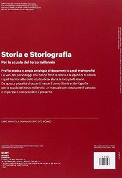 Livres Couvertures de Storia e storiografia plus. Per le Scuole superiori. Con e-book. Con espansione online