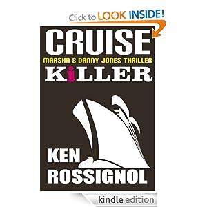 Cruise Killer (Marsha & Danny Jones Thrillers)