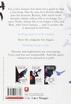 Livres Couvertures de The Raven King
