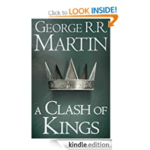 A Clash of Kings (A Song of Ice and Fire, Book 2) (Song of Ice & Fire 2)