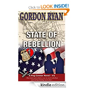 State of Rebellion (A Pug Connor Novel)