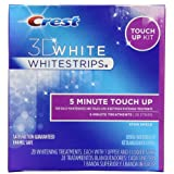 Crest 3D White Stain Shield 5 Minute Touch-Ups Teeth Whitening Strips 28 Count