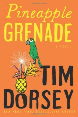 Pineapple Grenade: A Novel by Tim Dorsey, Mr. Media Interviews
