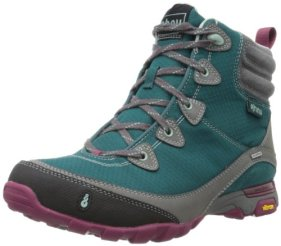 Ahnu Women's Sugarpine Boot Hiking Boot,Deep Teal,9 M US