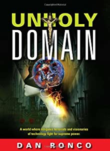 "Cover of ""Unholy Domain"""