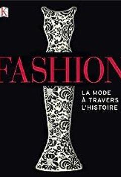 Livres Couvertures de Fashion, La Mode à Travers L'histoire