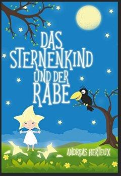 Buchdeckel von Das Sternenkind und der Rabe: Deutsche Version