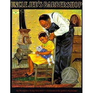 Uncle Jed's Barbershop [UNCLE JEDS BARBERSHOP] [Paperback]