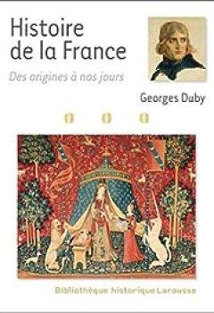 Télécharger Histoire De France Des Origines à Nos Jours PDF En Ligne Gratuitement