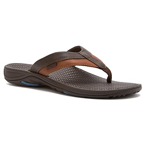Vionic with Orthaheel Technology Mens Joel Sandal