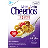 General Mills Cereals Cheerios Multi Grain Cereal, 9-Ounce Box