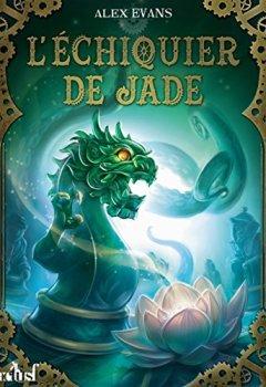 Livres Couvertures de L'échiquier de jade