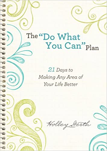 "The ""Do What You Can"" Plan"