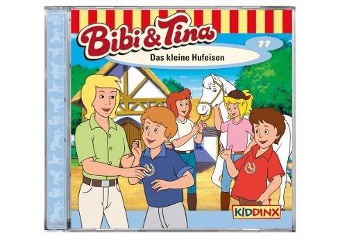 Bibi und Tina (77) Das kleine Hufeisen (Kiddinx)