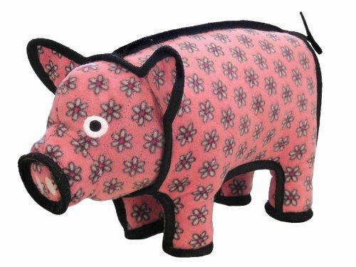 Tuffy's Polly Pig Dog Toy