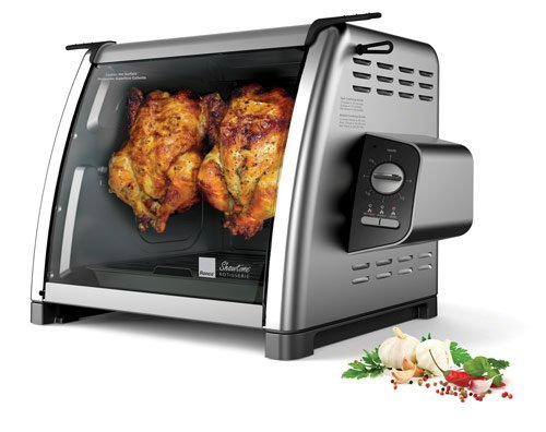 Ronco Showtime Standard Rotisserie 5500 Series, Stainless