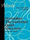 November: The Lawrence...