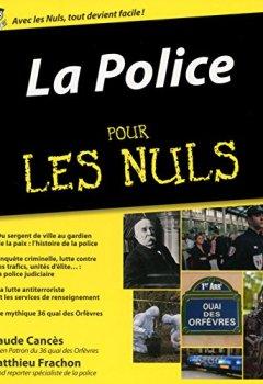 Livres Couvertures de La Police Pour les Nuls