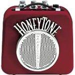 Danelectro N10B Honey Tone Mini Amp in Burgundy for $15.67 + Shipping