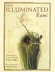 "Cover of ""The Illuminated Rumi"""