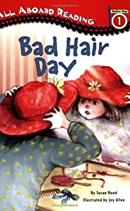 "Cover of ""Bad Hair Day (All Aboard Readin..."