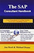 The SAP Consultant Handbook by Jon Reed (2002-10-01)