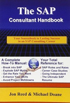 Livres Couvertures de The SAP Consultant Handbook by Jon Reed (2002-10-01)