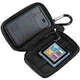 iHome iHM11B iHome Rechargeable Speaker Case for iPod nano 6G and iPod shuffle