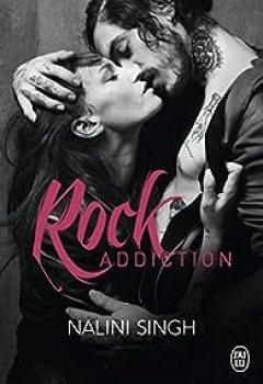Livres Couvertures de Rock Addiction