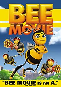"""Cover of """"Bee Movie (Full Screen Edition)..."""