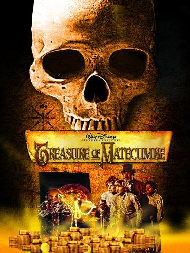 Treasure Of Matecumbe Robert Foxworth Joan Hackett Peter Ustinov Vic Morrow