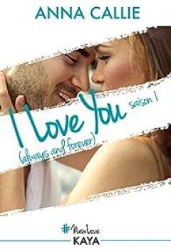 Livres Couvertures de I Love You    Saison 1