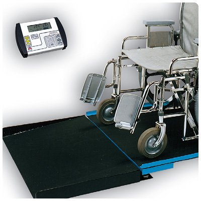 Detecto Geriatric/Bariatric Wheelchair Scale