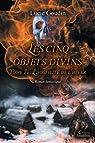Les cinq objets divins, tome 4 : L'hostilité de l'hiver