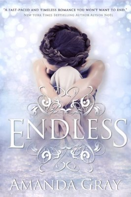 Endless by Amanda Gray. Young adult fantasy novel.