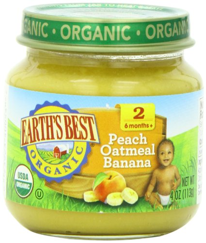 Earth's Best Organic Stage 2